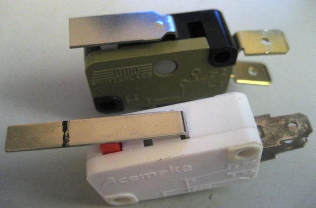 Switch Comparison with Precision Mark