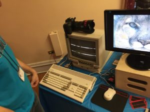 Amiga Digital Imaging - TheGuruMeditation's Booth
